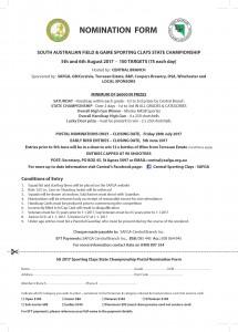 23884 SCA Magazine entry form